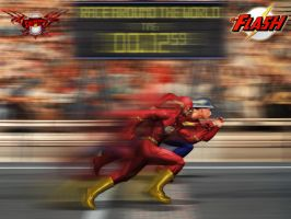 Flash Race by TheDemonEtrigan