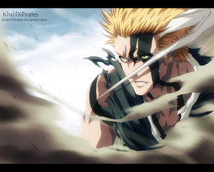 Bleach 675 - Ichigo New Form by KhalilXPirates