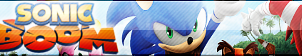 Sonic Boom (Tv Show) New Fan Button by TBalazs2000