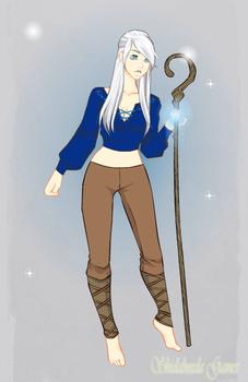 Jack Frost? by lovelyjuliexo