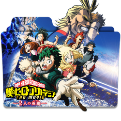 Boku no Hero Academia The Movie: Futari no Hero v1 by EDSln