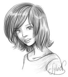 Croquis 1 by Luckytrefle