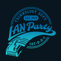 LAN Party by ctrl-alt-delete