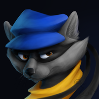 Sly Cooper by Sir-Hootalot