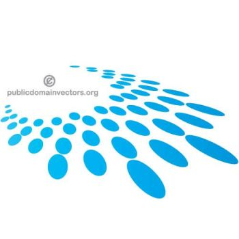 Abstract dots vector public domain by publicdomainvectors