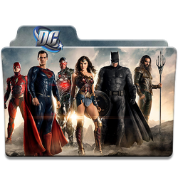 DC Universe Collection Icons by Aliciax16
