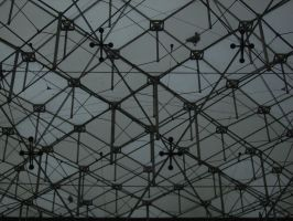 Louvre-pyramid.stock by wet-ground-stock