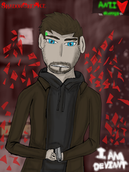 I am Deviant. (Android!Jack) by ShadowTheAce