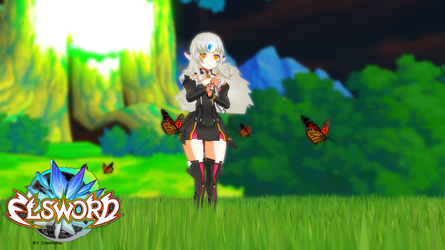 (MMD ELSWORD) EVE CODE NEMESIS DOWNLOAD! FINALLY! by Cresitonia