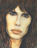 Steven Tyler VII by LatinPrincess17