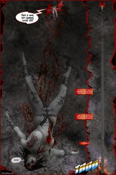 Blood+Pain p21 by PaulPoser