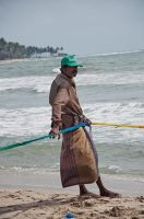 Fishing 4. Sri Lanka by jennystokes