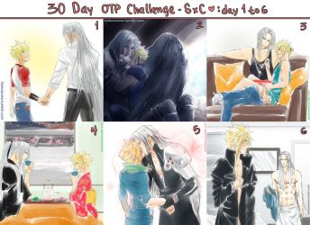 + 30 day OTP Challenge 1-6 + by Bunny-Boss