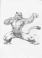 Tai Lung by lorkalt