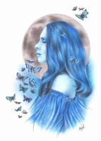 Moonlight Tale by MaryTL