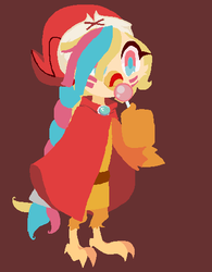 Marii's Candy Pop (Gif) by Scarlet-Ajani