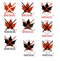 SHEMAC Logos by Amyln