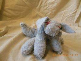 Stuffed Animal Unknown by psycholiger13
