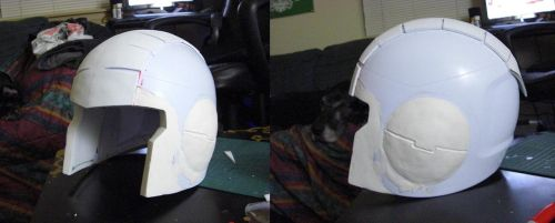 WIP - The Helmet II by KaZzu