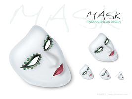 Mask Icon by fengsj