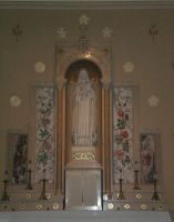 St Therese Side Altar by steward
