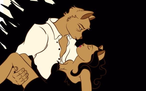 Gone with the Cat by danielfrancodelgado