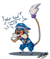 PKMNA - Proud Kyogre by TamarinFrog