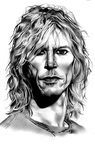Duff Mckagan by StoneTheCrow87