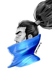 Yasuo by Isa-chan15