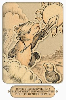 Allegory of Justice by ursulav