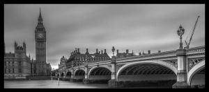 London Black and White by nicholls34