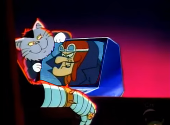 Dr Claw's Agents - Dick Dastardly by CCB-18