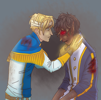 Prince Anduin? by space-cops