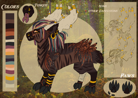Shaman 2 :Adopt Auction: CLOSED by TasiraVVolf