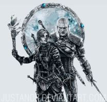 The White Frost by JustAnoR