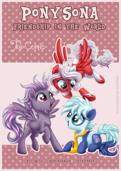 Ponysona - Friendship in the World - Cover by StePandy