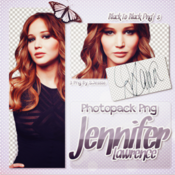 Jennifer Lawrence Png Pack by S-JessiePNG