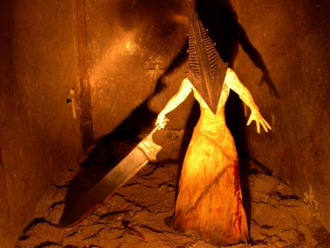 Pyramid Head model by suggadug