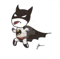 Batman Chibi Web by Sliven