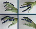 Wraith Fingers by Draco-Stellaris