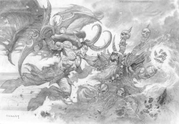 LegionSketch by AlexHorley