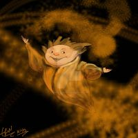 Sandy (Rise of the Guardians) by Groovy-Gecko