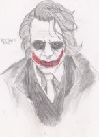 Joker Face by iLOL-TabletPC
