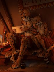 Warm Cheets by TitusWeiss