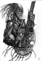 Guitar Demon by Sufferst