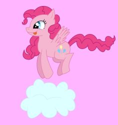 Mlp Pinkie Pie Fanart - Color Version by CreativePony7