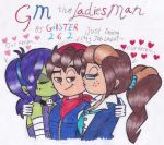 GM the Ladies Man by gilster262