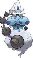 Thundurus v.2 by Xous54