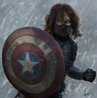 The-Winter-soldier by ItsThisWorld