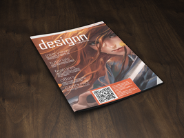Designn Magazine 4th Edition by UJz